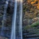 Practicing Long-Exposure Shots at Toccoa Falls